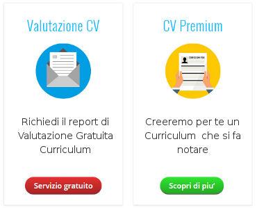Trovareunlavoro.it - Valutazione e Scrittura CV